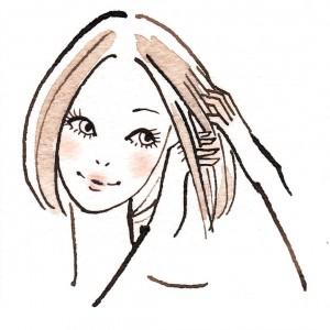 女性だって悩んでいる!頭皮の臭いを抑えるシャンプーのやり方のサムネイル画像