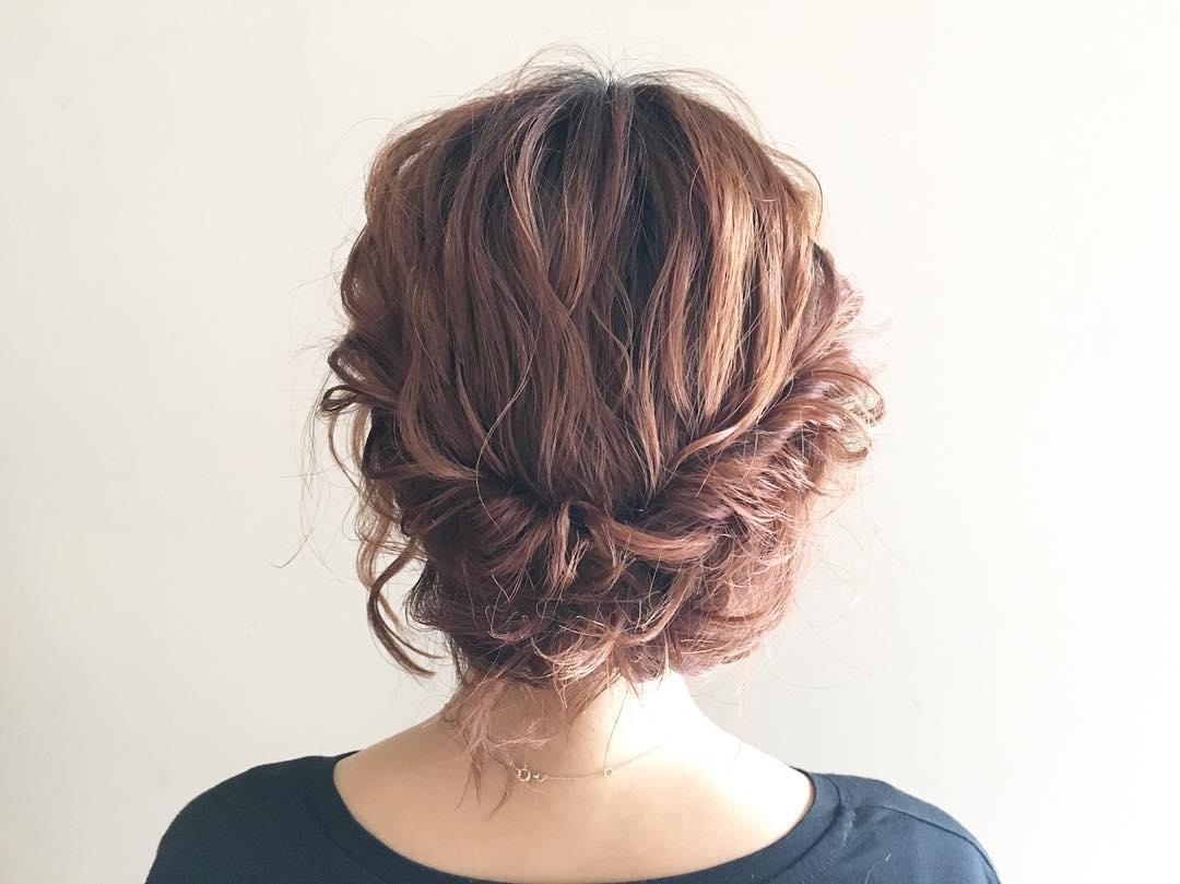 愛され度ナンバーワンの髪型、ボブヘアの簡単ヘアアレンジ特集!のサムネイル画像