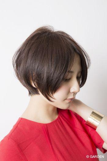 40代のボブスタイルはこんなに新鮮!髪の悩みを吹き飛ばそうのサムネイル画像