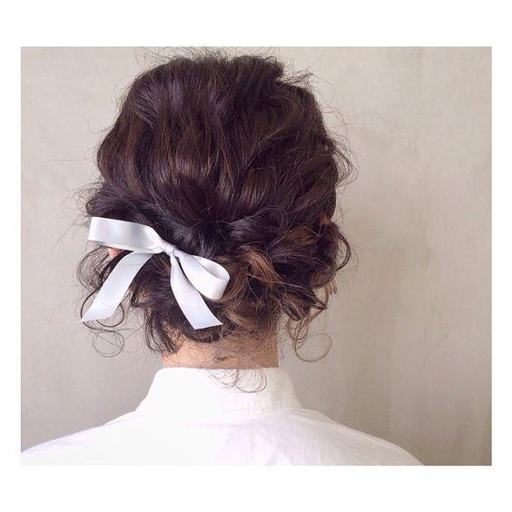 《予約殺到》人気美容師【和田美由紀】さんの結婚式お呼ばれヘア23選のサムネイル画像