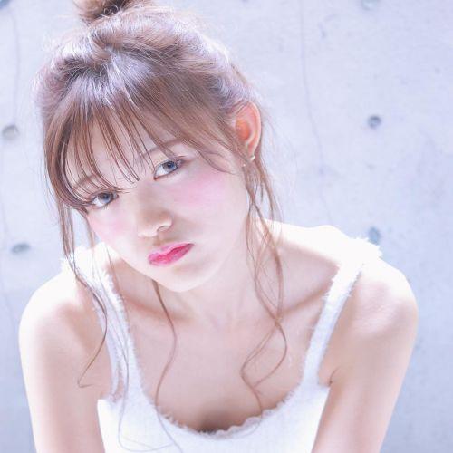 オンナノコ全開カラー♡可愛すぎる《ミルクティー×〇〇》に胸キュンのサムネイル画像