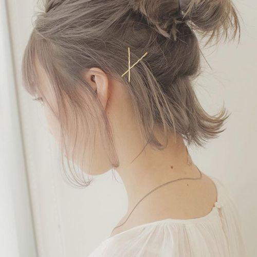 他にはできないミルクティー!【伊藤竜】さんの透明感カラー大調査♡のサムネイル画像