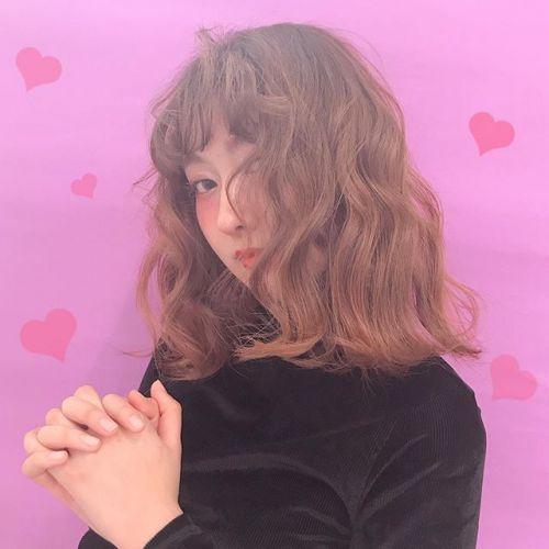 """やっぱり""""ハイトーン""""が可愛い!【個性派カラー】で冬に彩りを♡のサムネイル画像"""
