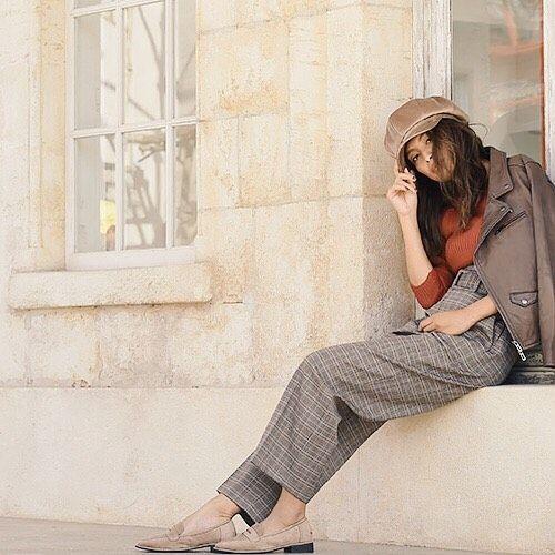 【お嬢様グレンチェック】に似合うヘアアレンジをマスターせよ♡のサムネイル画像