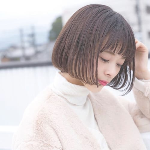 ドーリーボブ♡ティナちゃん風【たまかみ】のサムネイル画像