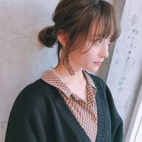 前髪だけでガラッとイメチェンしちゃお♡今キテる【最旬前髪】3選のサムネイル画像