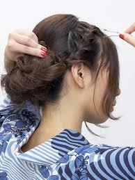 浴衣に似合う簡単まとめ髪!短い髪の毛~長い髪の毛の方まで!のサムネイル画像