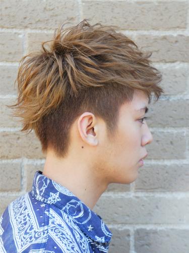 メンズの髪型は刈り上げがカッコいい!モテ男になる刈り上げスタイルのサムネイル画像