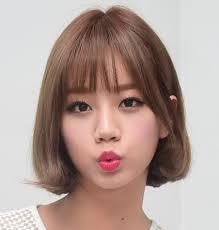 韓国女優&歌手に習う、おしゃれで可愛い2016年流行りの髪型は?のサムネイル画像