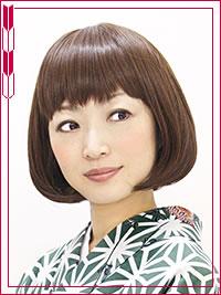 着物に似合う髪型☆定番からからアレンジまでボブスタイル☆画像のサムネイル画像