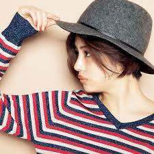 前髪がポイント!いつもの帽子をもっとおしゃれに見せる前髪術☆のサムネイル画像
