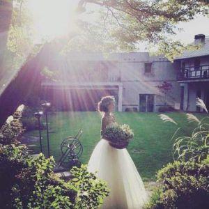 素敵な花嫁さんになりますように♡ウェディングヘアスタイル特集のサムネイル画像