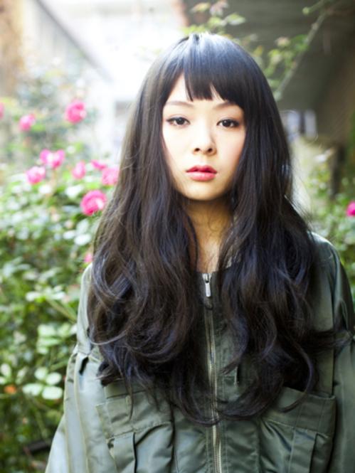黒髪の似合う人になりたい!目指せ大和撫子*黒髪スタイルの色々!のサムネイル画像