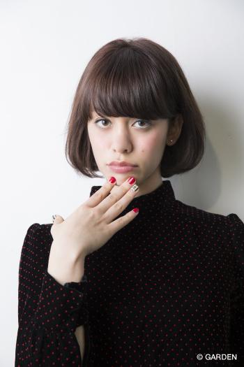 パーマなしでOK♡スタイリングも簡単なお手軽ショートボブカタログのサムネイル画像