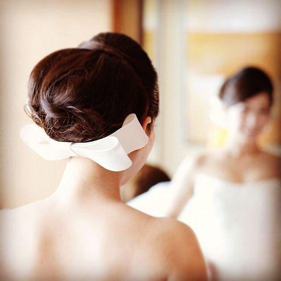 【プレ花嫁必見♡!】ウェディングにぴったりな髪型特集♡!のサムネイル画像
