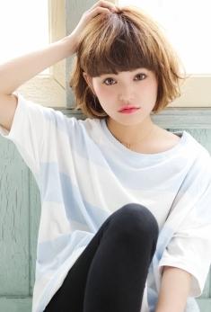 2017年春は【ショートボブ×巻き髪】で愛されヘアになりましょう♡のサムネイル画像