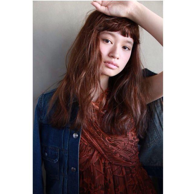 おしゃれ女子はオン眉×ロングヘア♡みんなもイメチェンしてみようのサムネイル画像