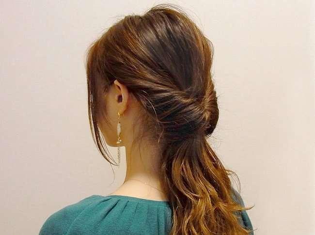 〈髪型〉簡単に出来るくるりんぱヘアアレンジをマスターしようのサムネイル画像