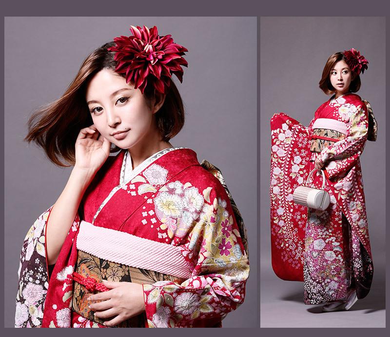 大切な日はこの髪型で決まり♡袴に似合う卒業式のヘアスタイルのサムネイル画像