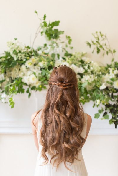 ロングヘアをハーフアップにして大人可愛い髪型を手に入れる♡のサムネイル画像