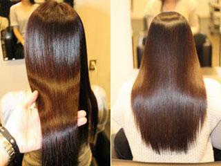 縮毛矯正とストレートパーマってどう違うの?違いがあるの?のサムネイル画像