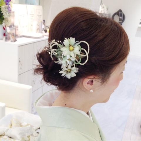 素敵な髪飾りで着物美人!訪問着におすすめの髪飾りをご紹介のサムネイル画像