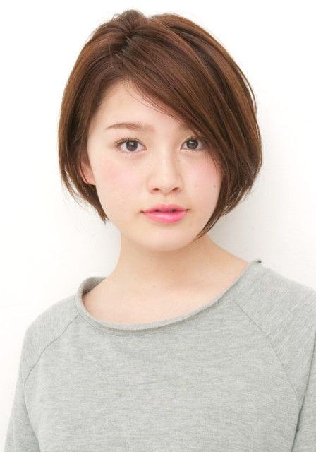 美容師から伝授♡小顔美人に見える【分け目】があるって知ってた?の画像